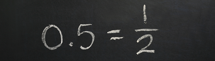 Picture for Fractions Or Decimals? – How It Affects Label Printing
