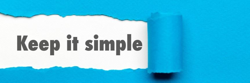 Picture for Effective Label Design: Keep It Simple
