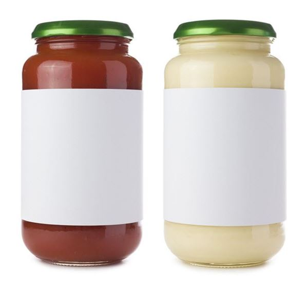 Picture of Custom Jar Labels