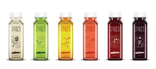 Picture of Juice Labels