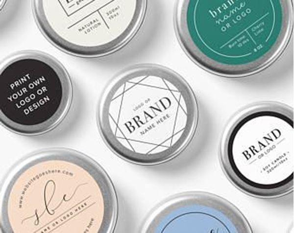 Picture of Tin Labels